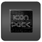 Black Glass Icons