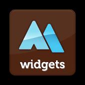 Mudslide Widgets