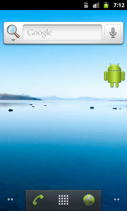 Android 2 3 Gingerbread Interactive Demo