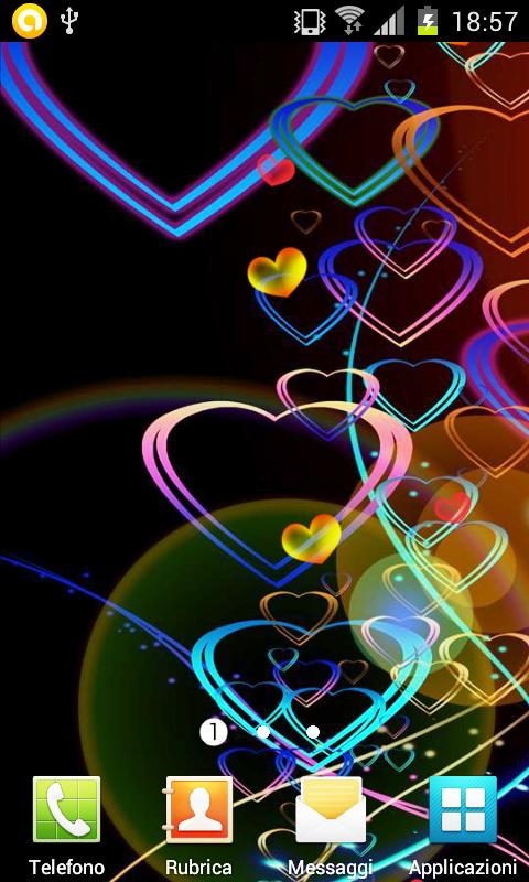 love light live wallpaper free - screenshot