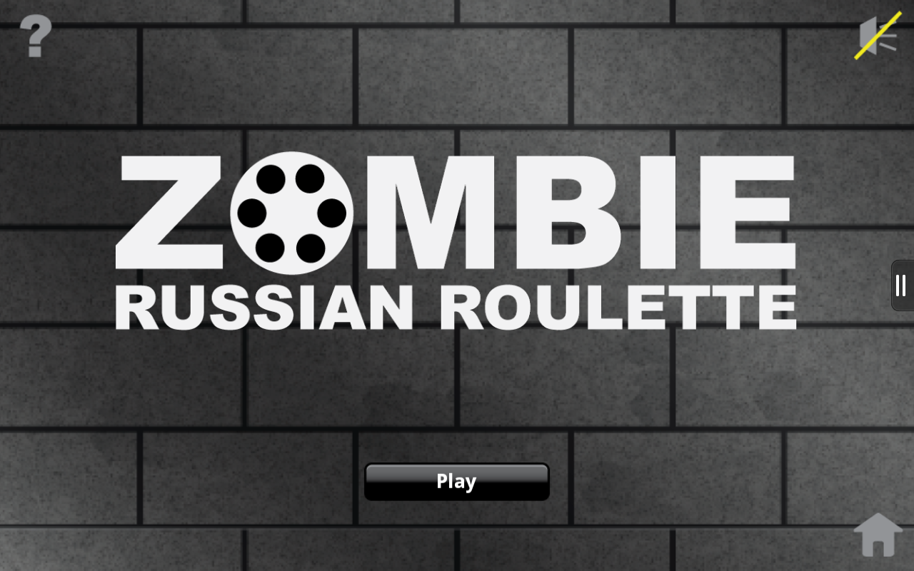 Russian roulette arcade game