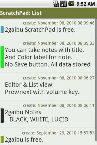 2gaibu ScratchPad 1.4.2 Windows u7528 2