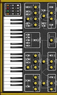 BME Synthesizer- screenshot thumbnail