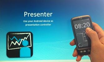 Screenshot of Presenter