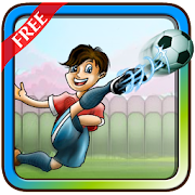 Shooting Boy: a Soccer Hero