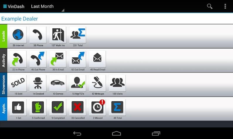 VinConnect Screenshot