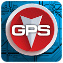 GPS Navigation Compass icon
