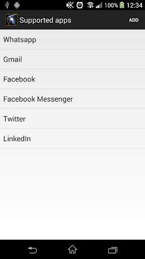 【免費個人化App】Flash alerts-APP點子