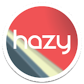 Hazy Muzei Extension