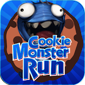 Cookie Monster Run Plant Land