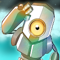 Robot Jump Game icon