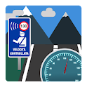 Speed Cameras Italy - Alerts icon