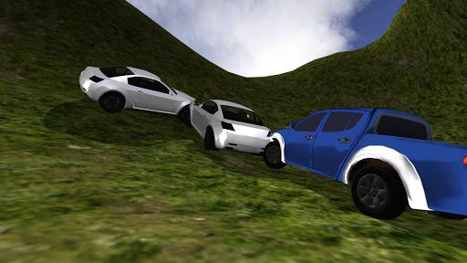 【免費賽車遊戲App】Car Clash GT Arena 3D FREE -APP點子