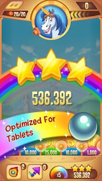 Peggle Blast apk screenshot