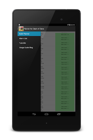 Planner for Clash of Clans 1.0.8 screenshot 97661
