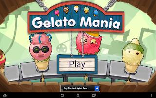 Screenshot of Gelato Mania