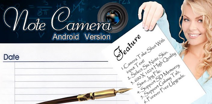 Note Camera   For Android v1.0.0