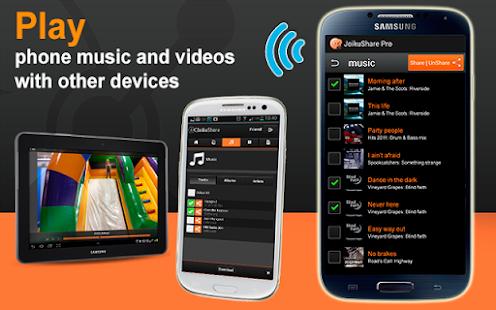 WiFi File Share PRO - screenshot thumbnail