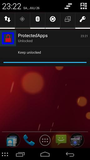 ProtectedApps 3.9.3 screenshots 5