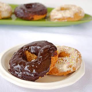 Vegan Baked Donuts.