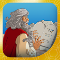 The Bible - Moses icon