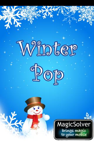 Winter Pop - screenshot