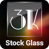 3K Glass - Icon Theme