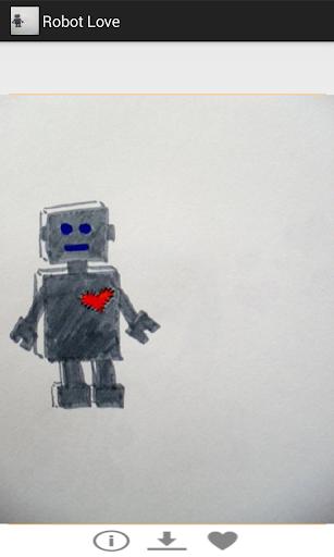 ROBOT ILOVEYOU