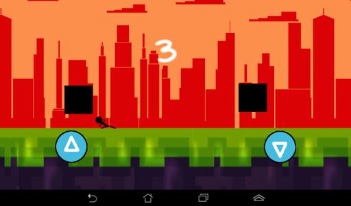 Red city escape