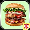 Burger Maker Shop icon