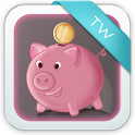 Piggy Bank Keyboard icon