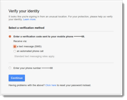 how to verify google play store account