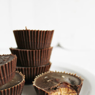 GIVE ME CHOCOLATE ALMOND BUTTER CUPS