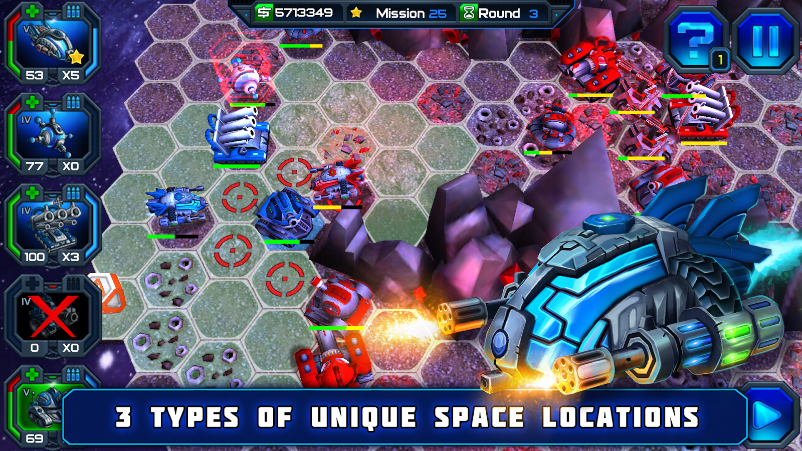 Star Conflicts Free - screenshot