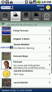 Local News, Weather, and More - screenshot thumbnail