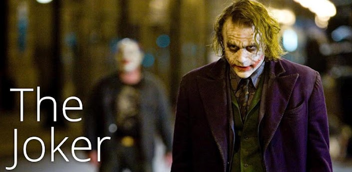 The Joker HD Live Wallpaper v1.1 apk