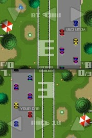 Retro Racing Screenshot 4