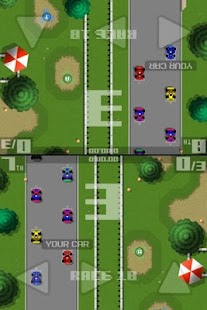 Retro Racing Screenshot 4