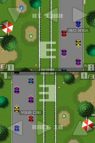 Retro Racing- screenshot
