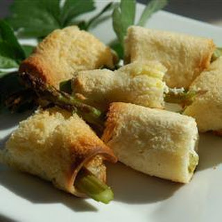 Creamy Asparagus Bites