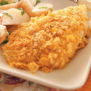 Baked Parmesan Roughy