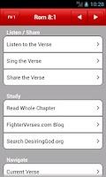 Screenshot of Fighter Verses