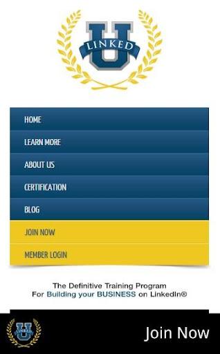 Linked University for LinkedIn