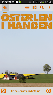 Österlen i Handen- screenshot thumbnail