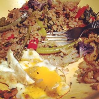 Brassica Fried Rice