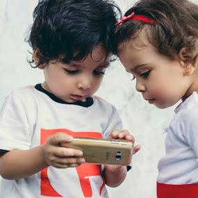 Look !!! by Reza Njaa - Babies & Children Babies ( babies, cute,  )