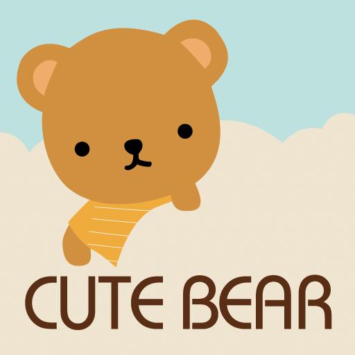 購物App|可爱熊本铺 LOGO-3C達人阿輝的APP