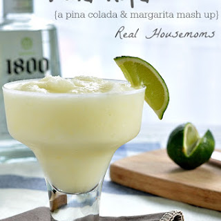 Pina-Rita {a pina colada margarita mash up}