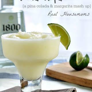 Pina-Rita {a pina colada margarita mash up}.