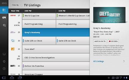 XFINITY TV Remote Screenshot 15